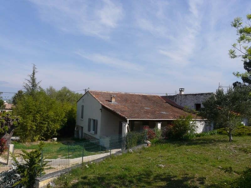 Vente maison / villa Lussan 232000€ - Photo 1