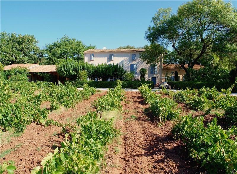 Vente de prestige maison / villa Le cannet des maures 2950000€ - Photo 9