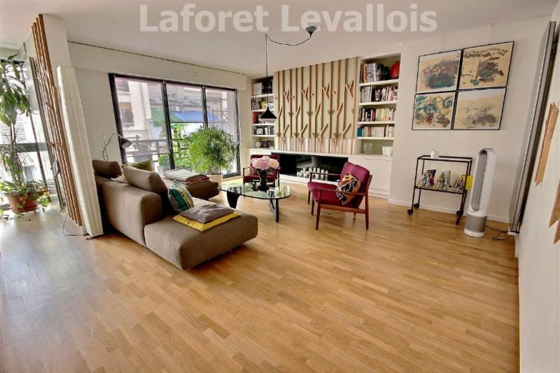 Vente de prestige appartement Levallois perret 1395000€ - Photo 2