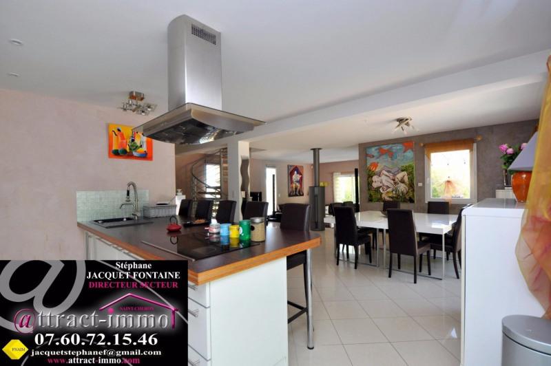 Vente maison / villa St maurice montcouronne 620000€ - Photo 9