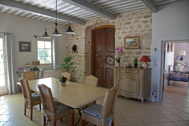 Verkoop van prestige  huis Rochefort du gard 625000€ - Foto 15