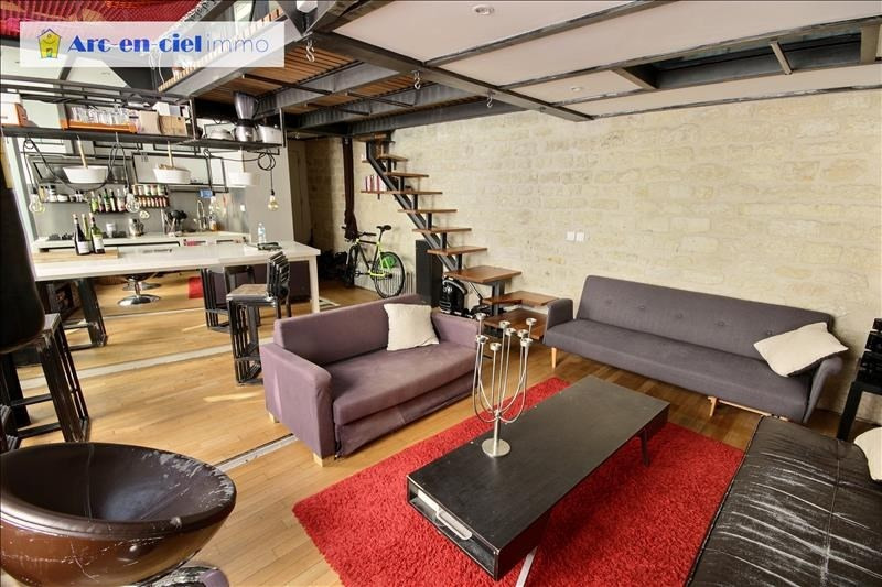 Verkoop  appartement Paris 11ème 749000€ - Foto 4