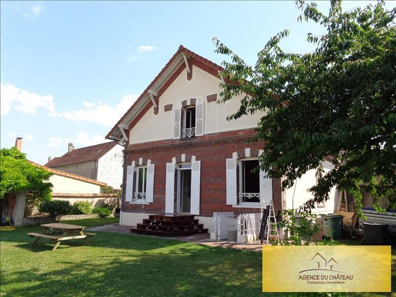 Vente maison / villa Rosny sur seine 425000€ - Photo 1