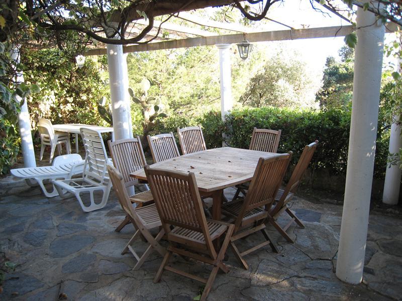 Vacation rental house / villa Cavaliere le lavandou 800€ - Picture 10