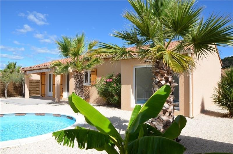 Vente maison / villa Vallon pont d arc 310000€ - Photo 1