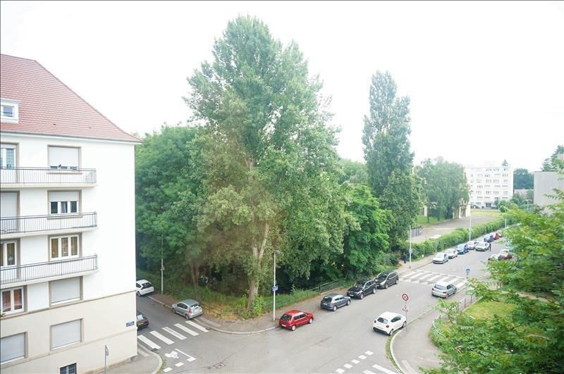 Sale apartment Strasbourg 107520€ - Picture 5