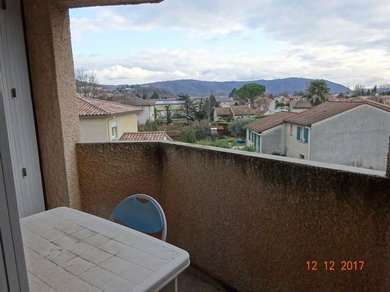 Verkoop  appartement St vallier 81000€ - Foto 2