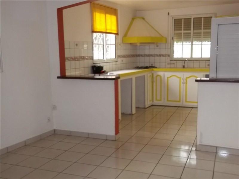 Rental apartment Lamentin 780€ CC - Picture 1