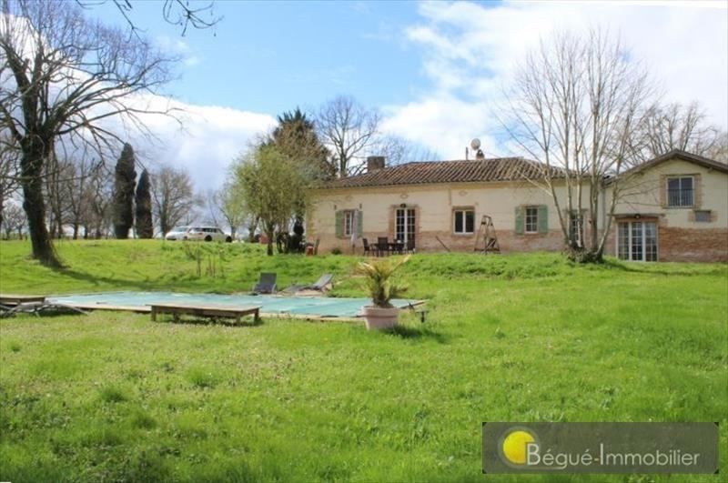 Vente maison / villa L'isle jourdain 445000€ - Photo 1