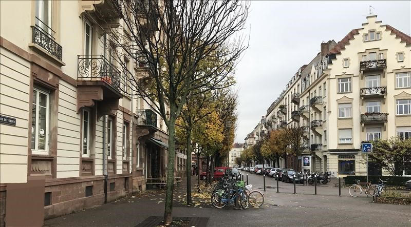Location local commercial Strasbourg 1000€ HT/HC - Photo 1