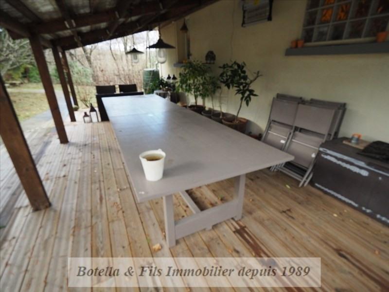 Immobile residenziali di prestigio casa Barjac 596000€ - Fotografia 19