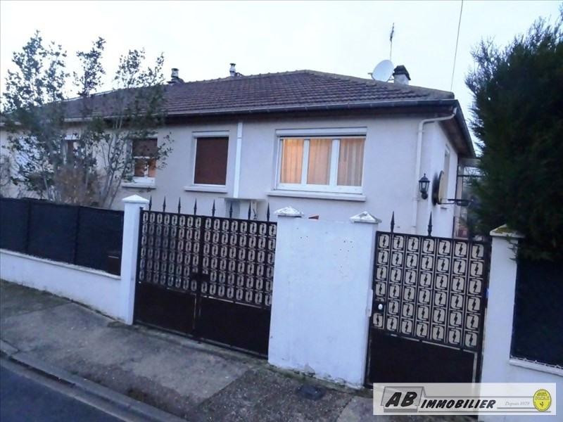 Vente maison / villa Poissy 294000€ - Photo 1