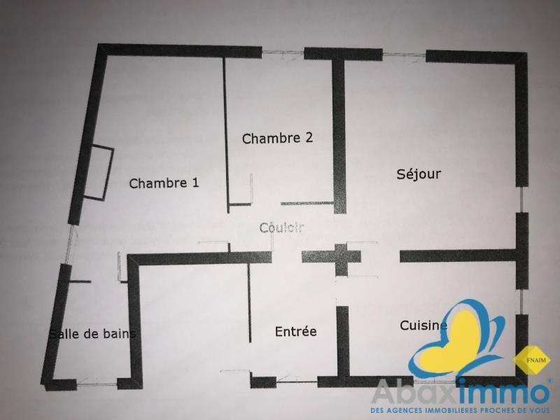Sale apartment Falaise 46000€ - Picture 8