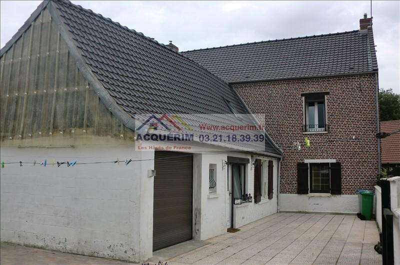 Produit d'investissement maison / villa Moncheaux 249000€ - Photo 2