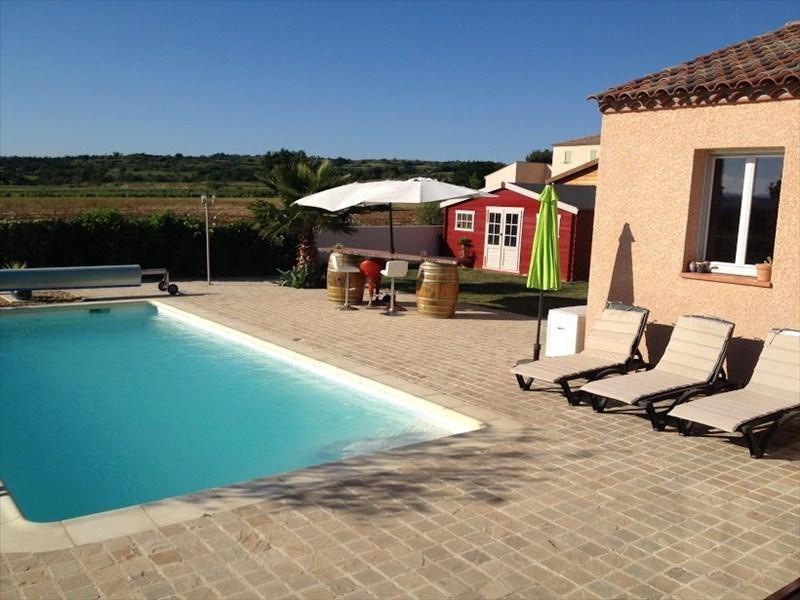 Sale house / villa Corneilhan 409000€ - Picture 2