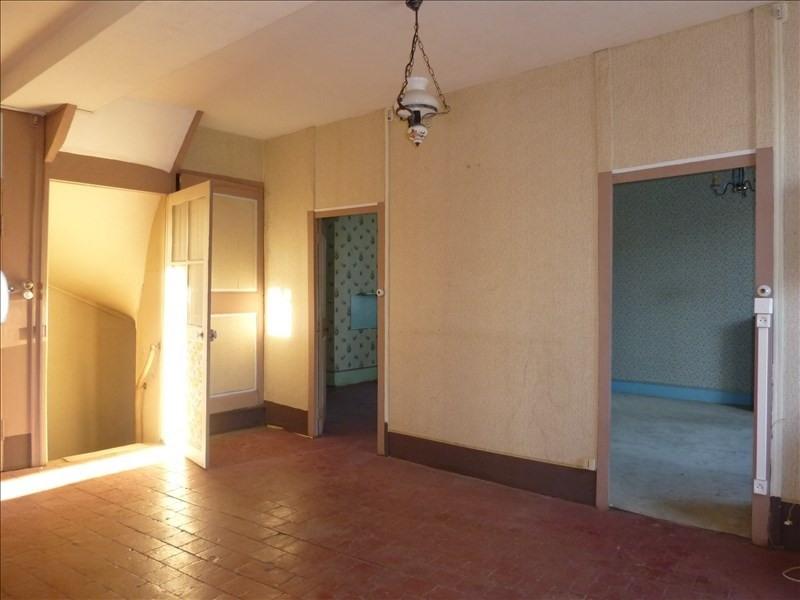 Vente maison / villa Vincelles 112000€ - Photo 8