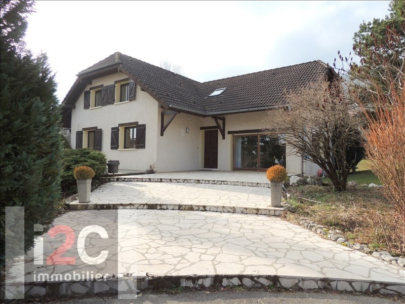 Vente maison / villa Echenevex 890 000€ - Photo 1