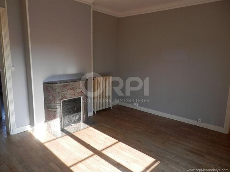 Sale apartment Les andelys 81000€ - Picture 2