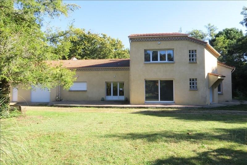 Vente maison / villa St palais sur mer 548000€ - Photo 1