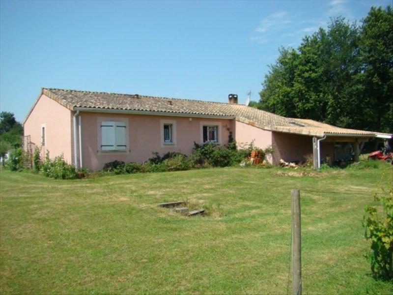 Vente maison / villa Montpon menesterol 157500€ - Photo 2