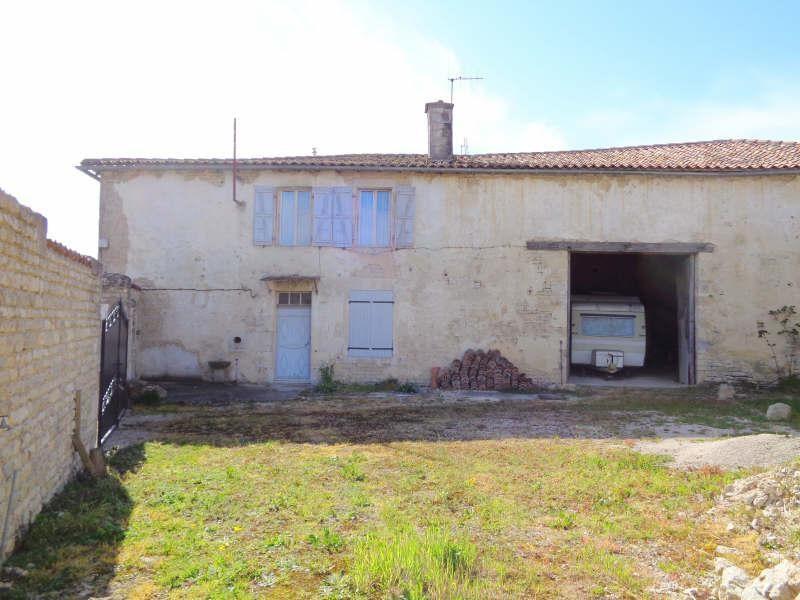 Vente maison / villa Verdille 49000€ - Photo 1