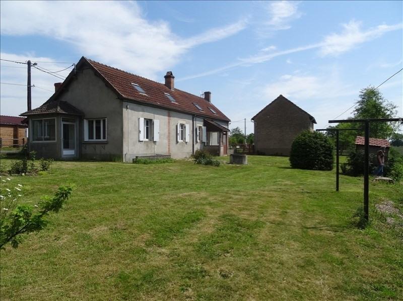 Vente maison / villa Beaulon 117700€ - Photo 1