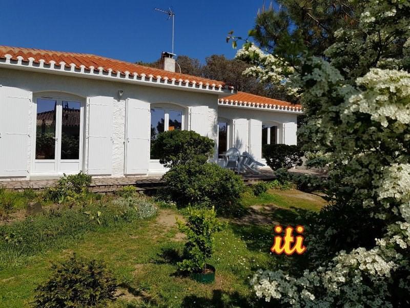 Vente maison / villa Chateau d olonne 498000€ - Photo 1