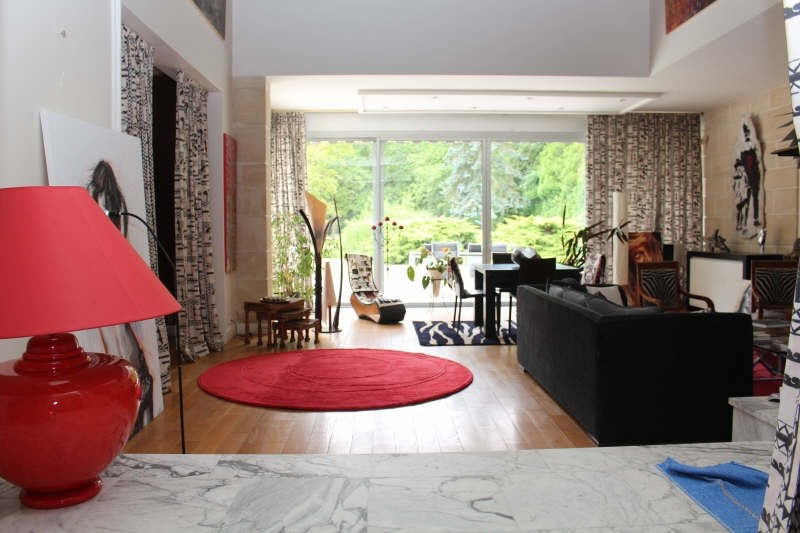 Deluxe sale house / villa Lamorlaye 885000€ - Picture 5