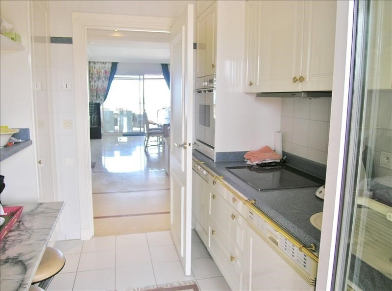 Vente de prestige appartement Le golfe juan 795 000€ - Photo 9