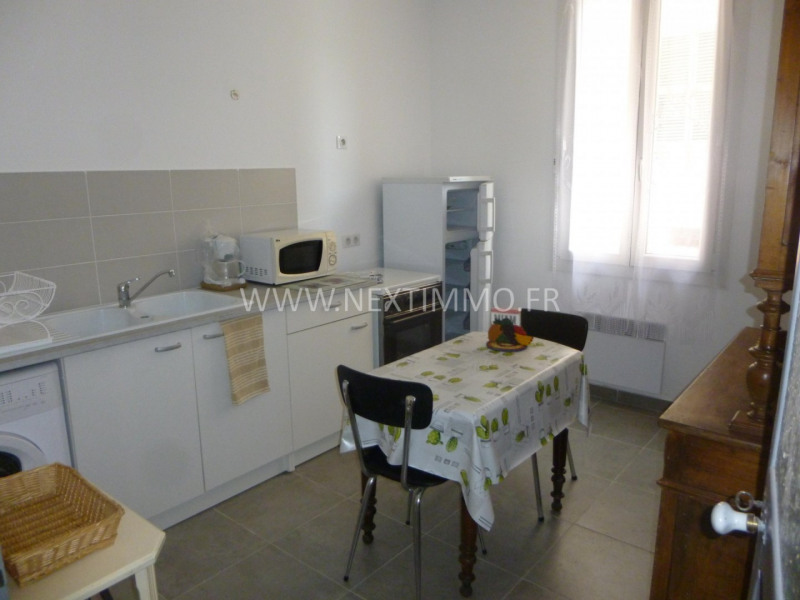 Affitto appartamento Roquebillière 510€ CC - Fotografia 7