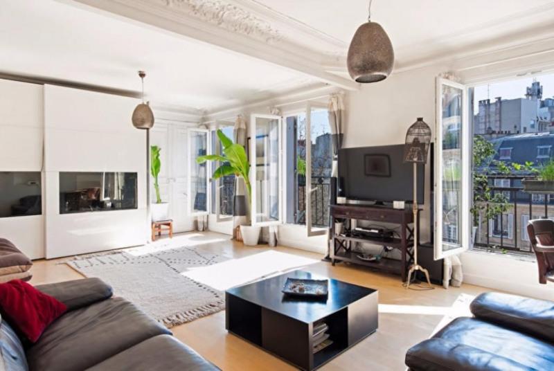 Vente de prestige appartement Paris 17ème 1220000€ - Photo 3