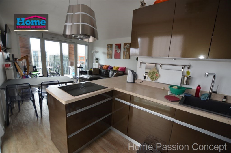Vente appartement Nanterre 427 000€ - Photo 3