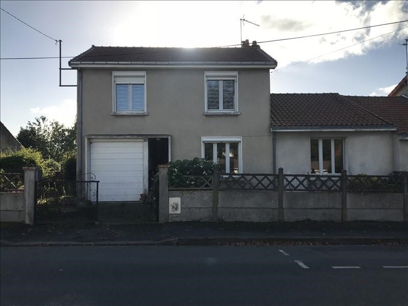 Vente maison / villa St andre de la marche 106990€ - Photo 1