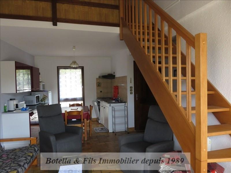 Vendita casa Barjac 139000€ - Fotografia 3