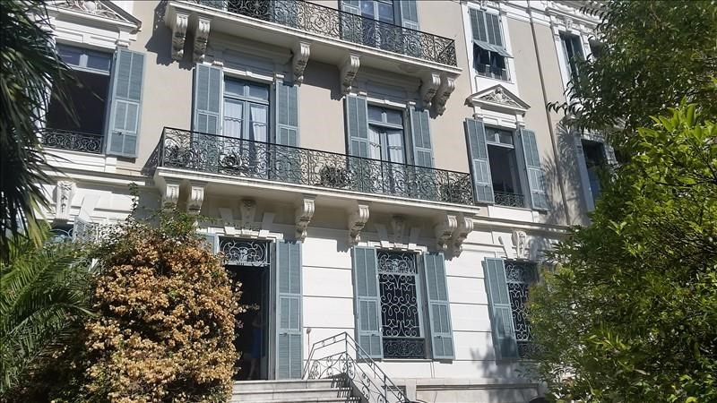 Deluxe sale apartment Nice 2 900 000€ - Picture 1