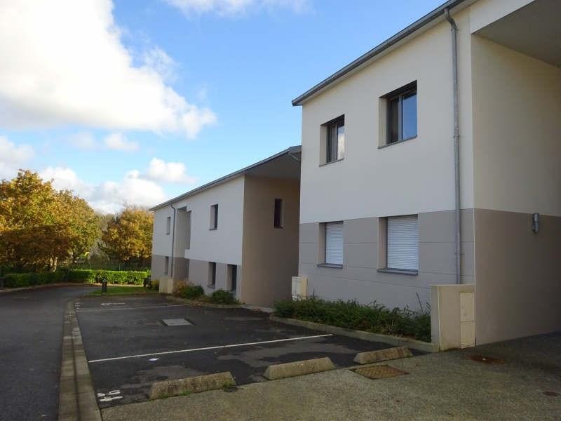 Sale apartment Brest 185500€ - Picture 1