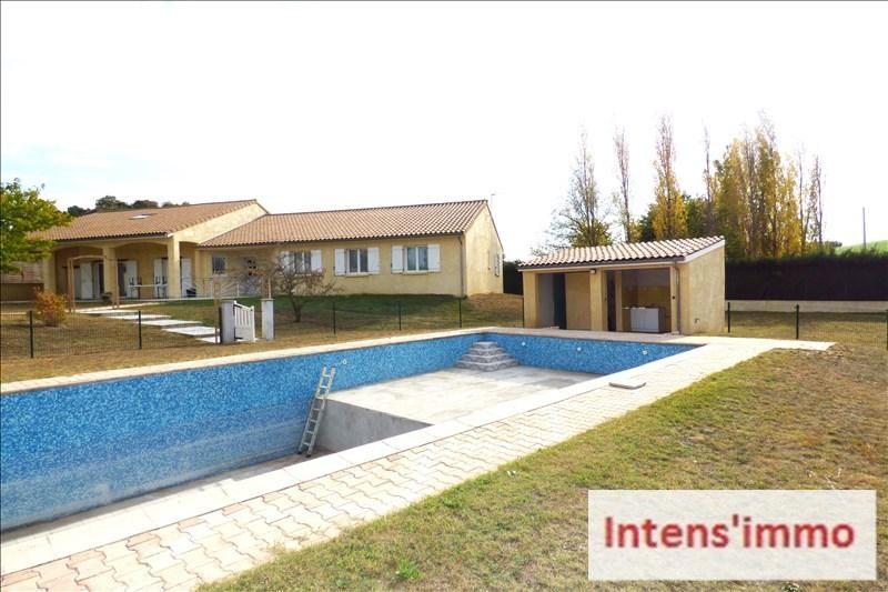 Vente maison / villa Marges 375000€ - Photo 1