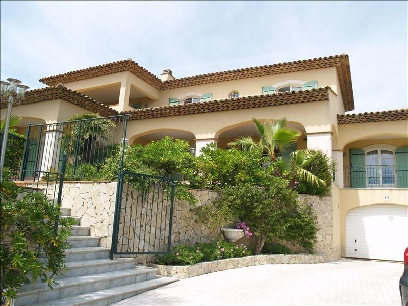 Vente de prestige maison / villa Les issambres 1195000€ - Photo 10