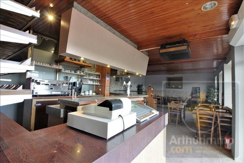 Sale building Saint hilarion 368000€ - Picture 1