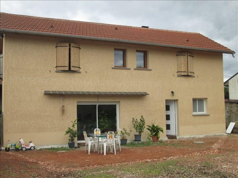 Vente maison / villa Pont de vaux 174000€ - Photo 1