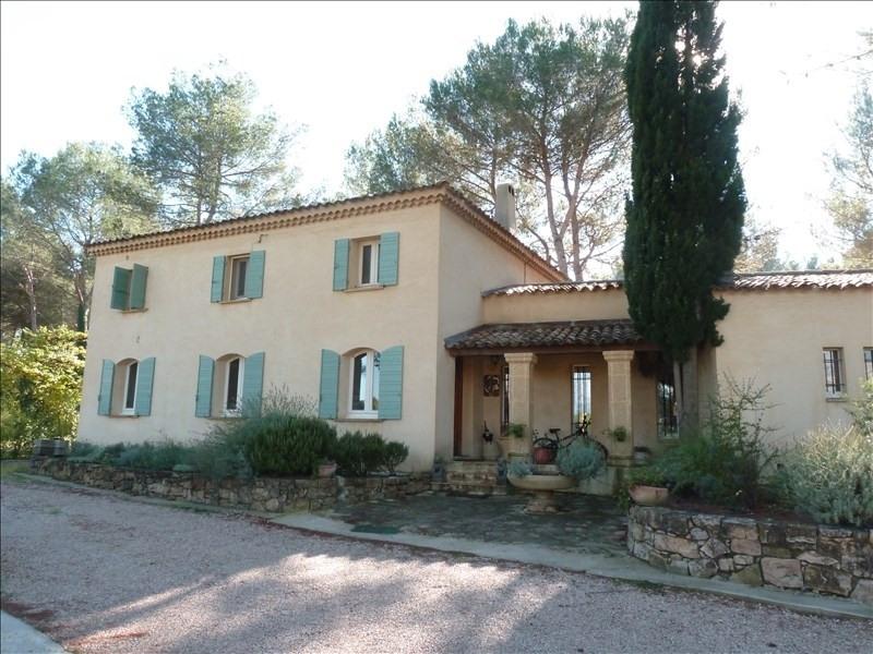 Deluxe sale house / villa Rousset 749000€ - Picture 12