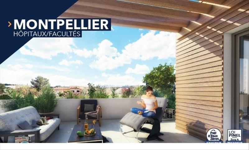 Vente appartement Montpellier 179000€ - Photo 2
