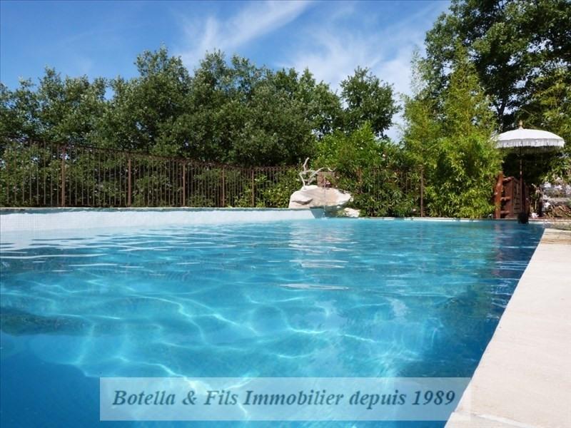 Sale house / villa Barjac 495000€ - Picture 10