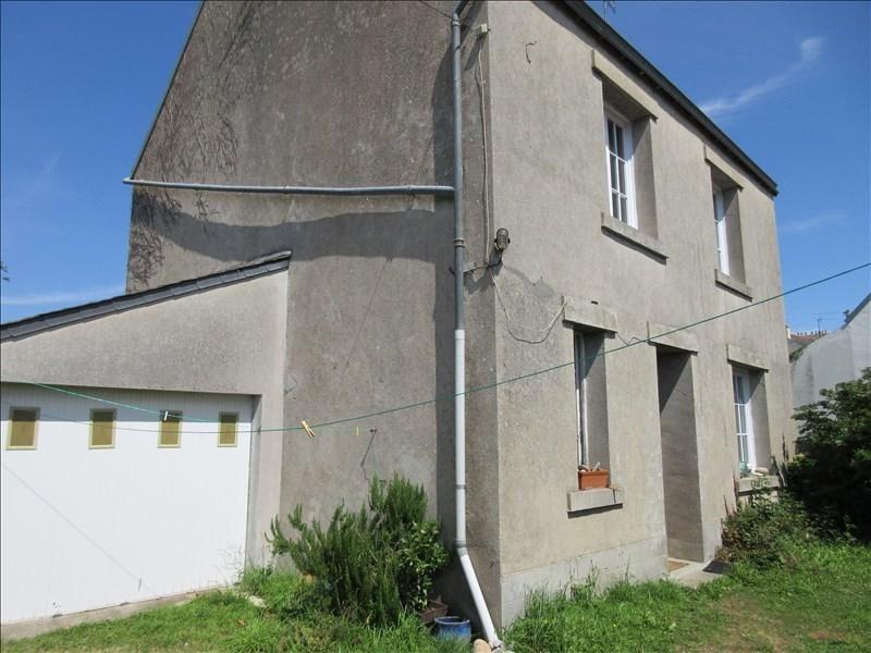 Vente maison / villa Pont-croix 80250€ - Photo 1