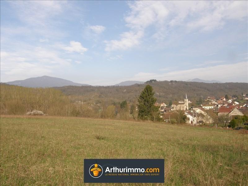 Vente terrain Belley 69000€ - Photo 2