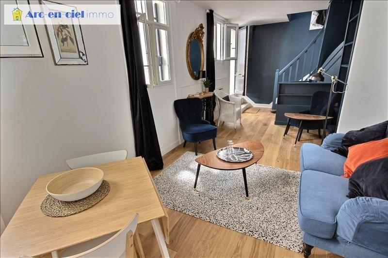 Rental house / villa Paris 17ème 2295€ CC - Picture 4