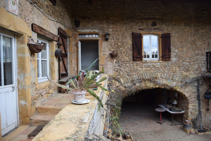 Vente maison / villa Villefranche sur saone 350000€ - Photo 11