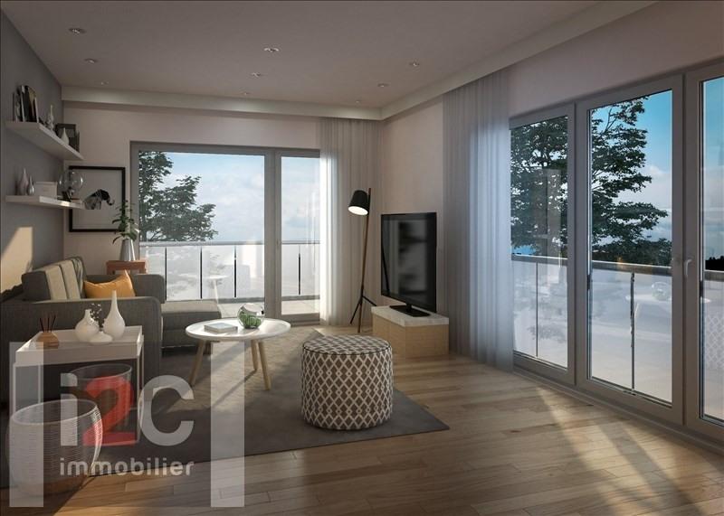 Vendita appartamento Peron 227000€ - Fotografia 4