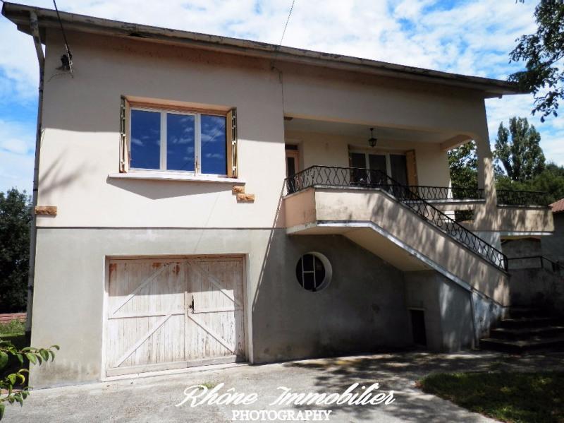 Vente maison / villa Decines charpieu 275000€ - Photo 2