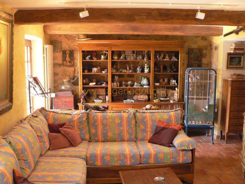Immobile residenziali di prestigio casa Fayence 892500€ - Fotografia 8